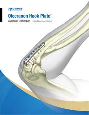 Olecranon Hook Plate surgical technique manual cover